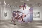 """""""ARTIFICIAL TEARS"""", Ausstellungsansicht ©Aslan Kudrnofsky/MAK"""