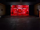 Arthur Jafa, A pex (2013), installation view