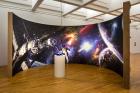 Halil Altindere Journey to Mars (2016), Installation view Zeppelin Museum Photo: Tretter
