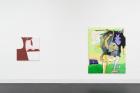 """Installation view, """"Vittorio Brodmann"""", Galerie Gregor Staiger, Zurich, 2020"""