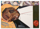 Dana Schutz Open Casket  (2016) Oil on canvas, 99 x 135 cm; Collection of the artist; Courtesy Petzel, New York