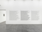 Francis Alÿs, installation view