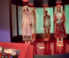 Gucci Fall Winter 2017 film campaign  Regisseur: Glen Luchford, Art Director: Christopher Simmonds TM & © 2017 CBS Studios Inc. STAR TREK and related marks are properties owned by CBS Studios Inc. All Rights Reserved.