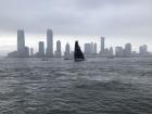 Greta's sailboat