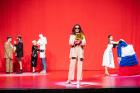Keti Chukhrov / Guram Matskhonashvili, Global Congress of Post-Prostitution ,2019, performance, Orpheum Graz, photo: Mathias Völzke