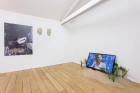 Exhibition view from Condo 2018 at Southard Reid Courtesy The Artists, Southard Reid London, Bureau NY and Park View LA, Photo: Mark Blower Bureau (New York) and Park View (Los Angeles) hosted by Southard Reid