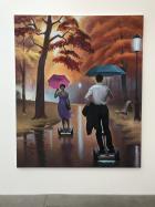 Wang Xingwei The Encounter of Life (2018) Galerie Urs Meile