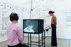 "View of ""I, I, I, I, I, I, I, Kathy Acker"", ICA, London, 2019"